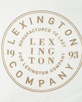 LEXINGTON MADE TO LAST COTTON HERRINGBONE PILLOW COVER 50X50