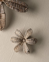 RIVIERA MAISON RUSTIC RATTAN DECORATION FLOWER XS
