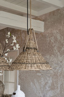 RIVIERA MAISON RUSTIC RATTAN BOATHOUSE HANGING LAMP