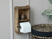WC-paperiteline tiilimuotista