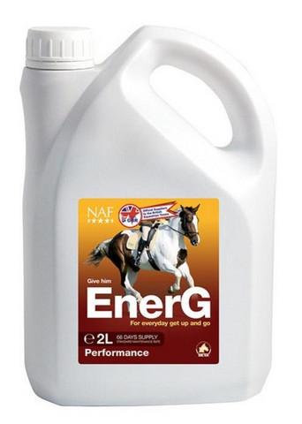 NAF EnerG - energinen rautavalmiste
