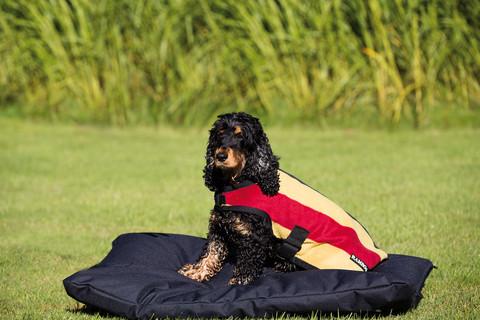 Rambo Deluxe dog rug fleeceloimi