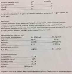 NAF GastriVet - vatsahaavan hoitoon