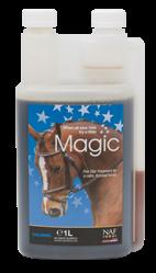 NAF Magic - rauhoittamaan hevosta