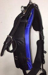 TWisted3D: Leather Conventional Race Harness Complete