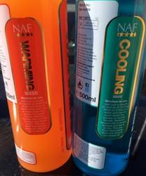 NAF pesuneste: Cooling tai Warming