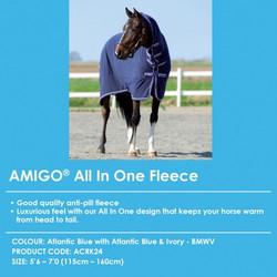 Amigo All-In-One Fleece