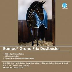 Rambo Grand Prix Dustbuster