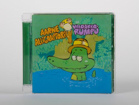 Aarne Alligaattori (suomenkielinen)