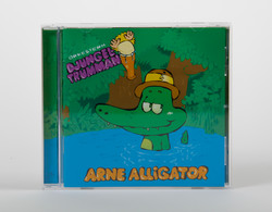Arne Alligator  (på svenska)