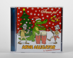 Arnes jul (Christmas album in Swedish)