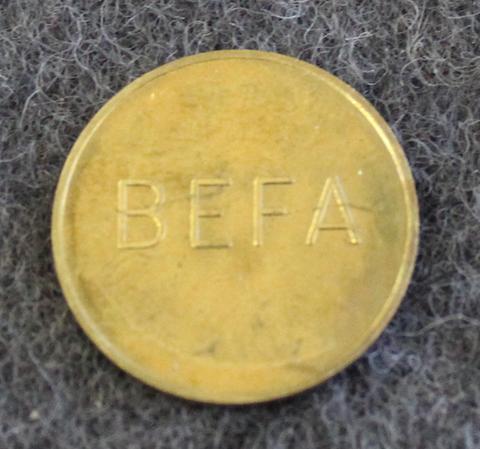 Befa, pienet kirjaimet