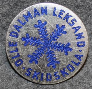 Olle Dalman Skidskola, Leksand.