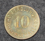 O. Berglunds Automathallar 10, 21mm