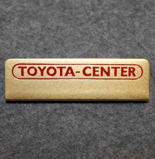 Toyota Center nimikilpi