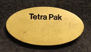 Tetra Pak, elintarvikepakkausten ja laitteiden valmistaja