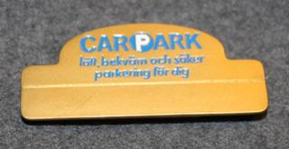 Carpark, pysäköinti.
