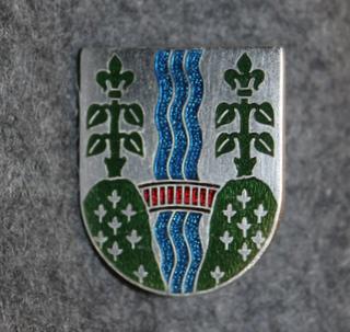 Vejle Kommune. Tanskalainen kunta, lakkimerkki