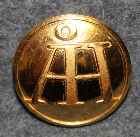 Åhlen & Holm, kauppaketju. 26mm kullattu