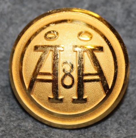 Åhlén & Åkerlunds förlags AB, kustantaja. 23,5mm kullattu