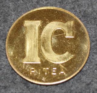IC Piteå, Bensiinirahake