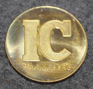 IC Hälsingborg, Bensiinirahake