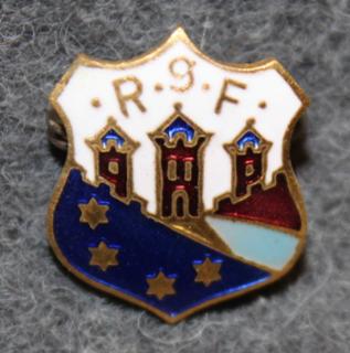 RGF, Randers gymnastiske Forening, urheiluseura, 4 tähteä