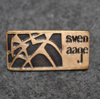 Sven Aage Jensens Danseskole, tanssikoulu, pronssi