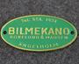 Bilmekano, Bokelund & Madsen, Ängelholm.