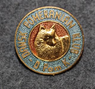 D Pom K, Dansk Pomeranian Klub.