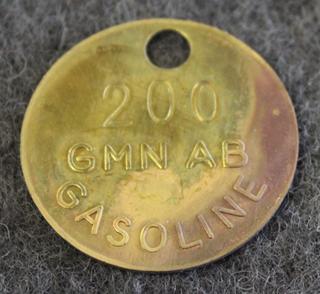 General Motors Nordiska AB, Gasoline