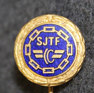 SJTF, Sveriges Järnvägars Tjänstemannaförbund, rautatievirkamiesliitto.