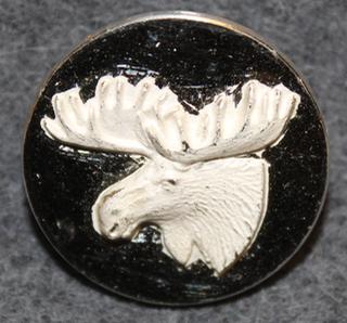Hirvenpää, ruotsin metsästäjäinliitto. 22mm