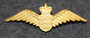 Danish air force badge