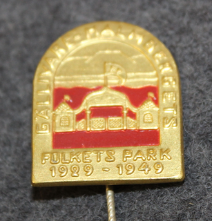 Gällivare-Malmbergets Folkets park 1929-1949