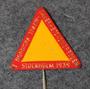 1. Nordiska Trafiksäkerhets Kongressen Stockholm 1939. Pohjoismainen liikenneturvallisuuskongressi