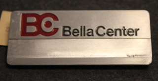 BC, Bella Center, messu ja kongressikeskus.