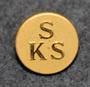 SKS, Stockholms kapplöpningssällskap, Thoroughbred horse racing society, 14mm gilt