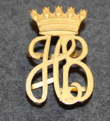 Högsby Brandkår. Firebrigade shoulder insignia. LAST IN STOCK