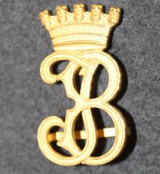 J. B. Brandkår siffror. Firebrigade shoulder insignia. LAST IN STOCK