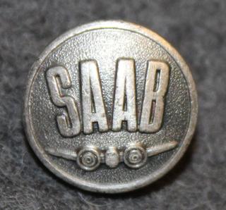 Saab, Svenska Aeroplan AB, autojen ja lentokoneiden valmistaja. 13mm