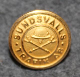 Sundsvalls Trafik AB, joukkoliikenneyhtiö, 14mm kullattu
