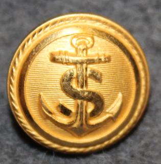 Stockholms Rederi AB Svea, laivayhtiö, 14mm kullattu