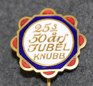 25s 50 års Jubel Knubb