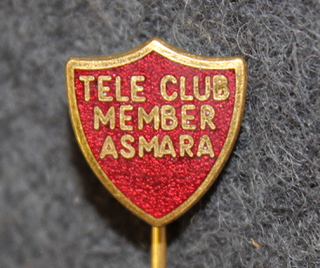 Tele Club Member, Asmara Ethiopia, Football club