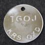 TGOJ, Trafikaktiebolaget Grängesberg–Oxelösunds Järnvägar, rautatieyhtiö, KRS-OXD