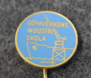 Götaverkens Industrial Skola. VIIMEINEN