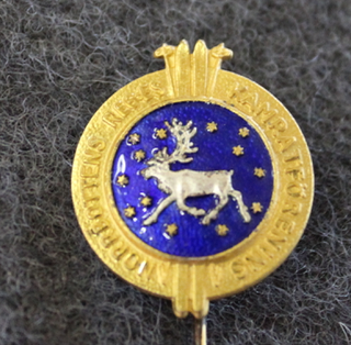 Norrbottens regementes kamratförening, Rykmentin kannatusyhdistys