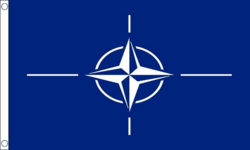 NATO lippu 150x90