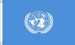 United Nations Flag 150x90cm